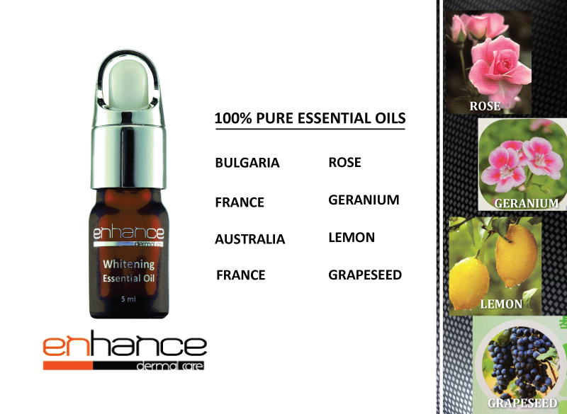 Enhance Whitening Essential Oil – Global Beauty Sdn Bhd